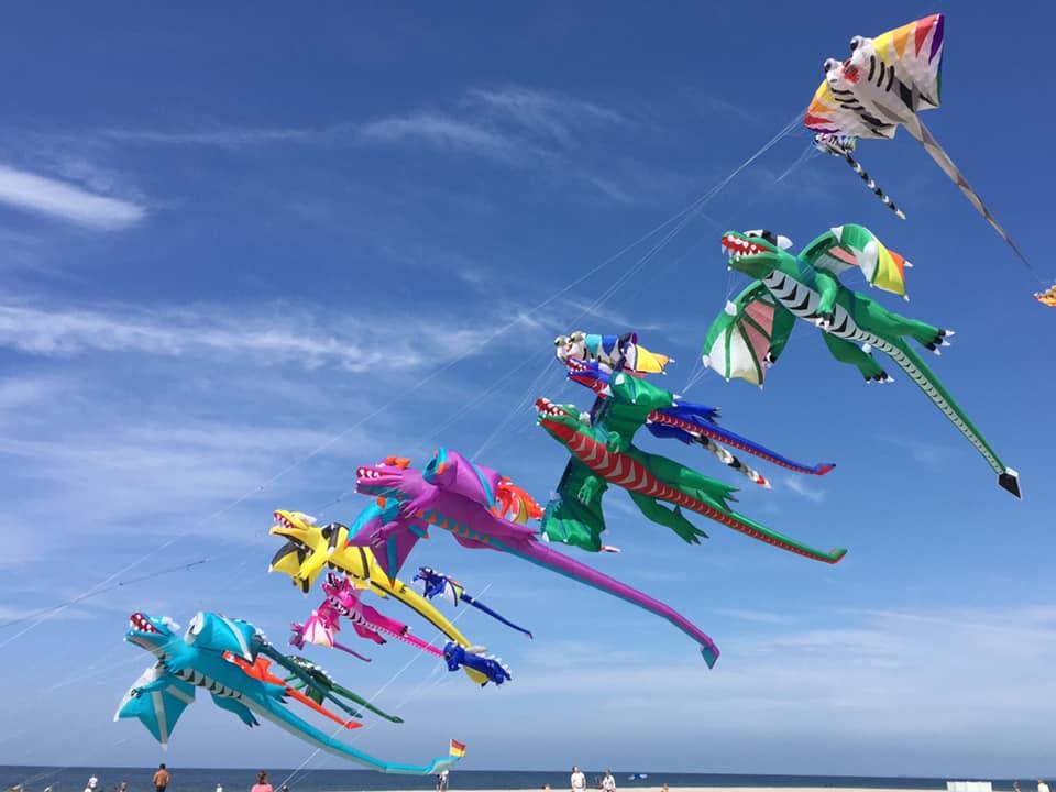 Festival International de l'Air à Fréjus.